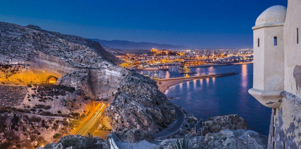 We buy a building site in Almería