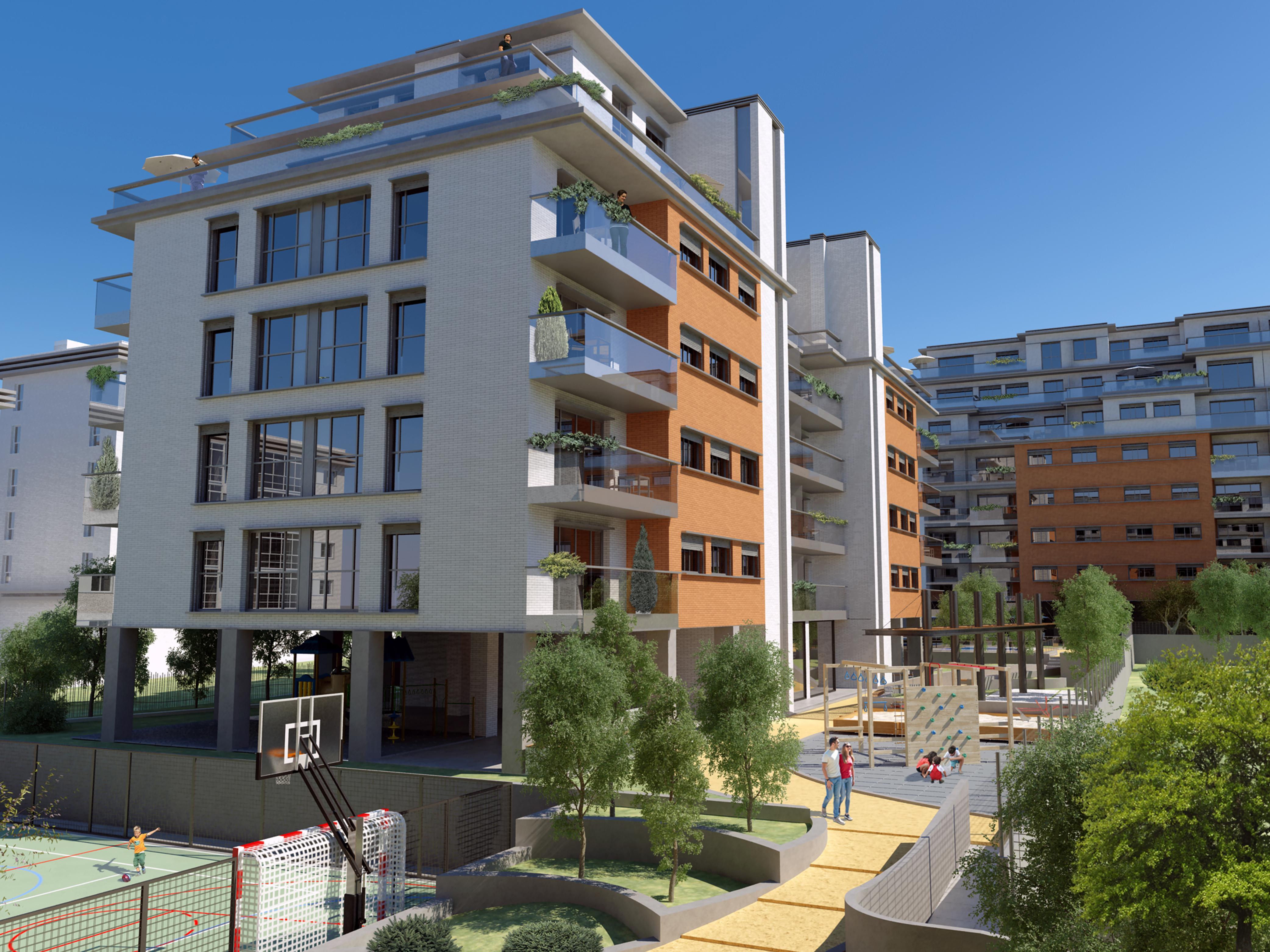 Madrid Proyectos Y Construcciã N Arquitectura Urbanismo